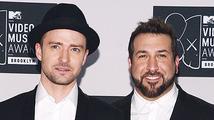 Joey Fatone: 'Justin Timberlake bude skvělý otec'
