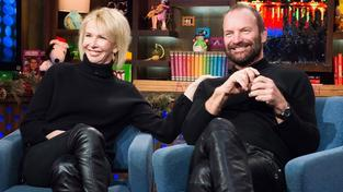Sting: 'Při sexu jsem nejraději nahoře'