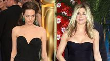 Jennifer Aniston a Angelina Jolie: Válečná sekera zakopána?