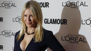 Polonahá Chelsea Handler zapózovala na velbloudovi