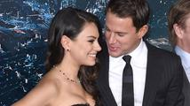 Mila Kunis: 'Sláva, muži se mi konečně dívají na prsa!'
