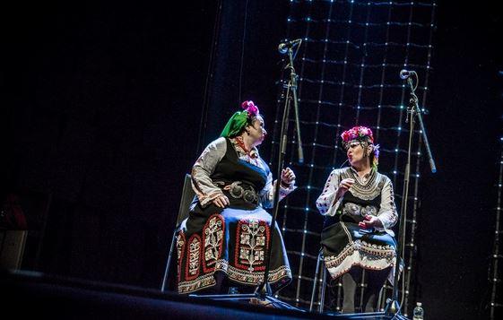 Emma Smetana a Goran Bregovič koncert