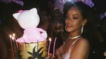 Rihanna oslavila sedmadvacáté narozeniny