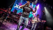 Xindl X a UDG si v Lucerna Music Baru střihli tříhodinový set
