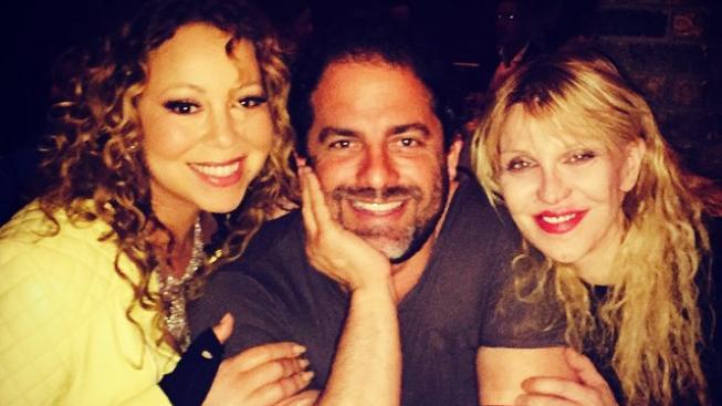 Mariah Carey a Brett Ratner