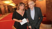 Martina Hudečková: 'Juraje jsem zaujala, protože tíhne k baculatějším holkám'