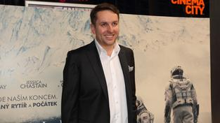 Tomáš Hauptvogel měl těžkou bouračku