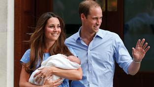 Vévodkyně Kate se stala dvojnásobnou maminkou
