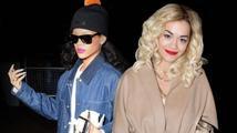 Rihanna a Rita Ora jsou zase na nože