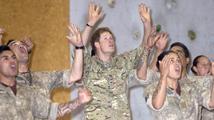 Princ Harry se pochlubil svým tanečním umem
