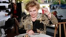 Věra Čáslavská trpí rakovinou