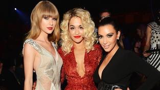 Rita Ora o Taylor Swift: 'Absolutně obdivuji její hudbu'