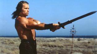 Arnold Schwarzenegger se opět představí jako Barbar Conan