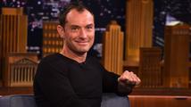 Jude Law: 'Konečně jsem zase cool táta'