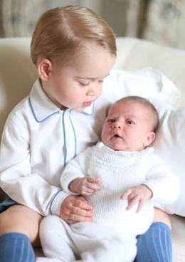 George a Charlotte