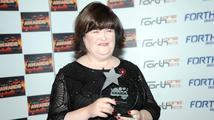 Vyděšená Susan Boyle: Po sérii výhružných telefonátů kontaktovala policii