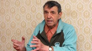 Představitel Krakonoše byl opět v nemocnici. Zkolabovaly mu plíce!