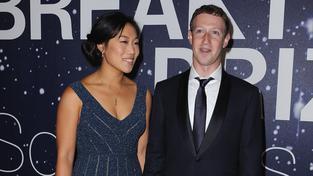 Mark Zuckerberg a Priscilla Chan se brzy stanou rodiči