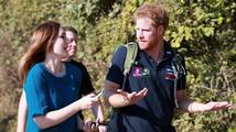 Princ Harry o manželství: 'Než se usadím, musím ještě udělat spoustu věcí'