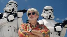 George Lucas: 'Nové Hvězdné války jsem ještě neviděl'