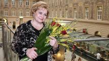 Věra Čáslavská otevřeně promluvila o svém zápasu s rakovinou slinivky