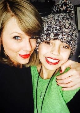 Taylor Swift a Delaney