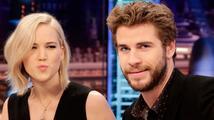 Jennifer Lawrence je pořádná divoška! Přiznala líbačku s Liamem Hemsworthem