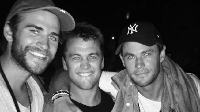 Bratři Hemsworthovi