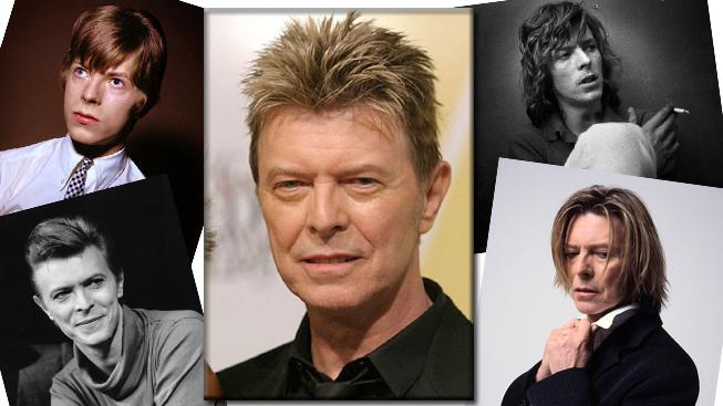 Dawid Bowie - fotky