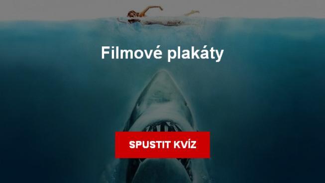 Filmové plakáty - spustit kvíz
