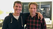 Tom Cruise a Jerry Bruckheimer začali plánovat natáčení Top Gunu 2