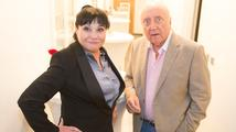 Dáda Patrasová a Felix Slováček údajně zažádali o odklad rozvodu