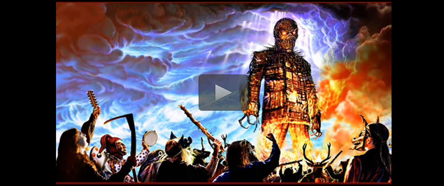 Iron Maiden - The Wicker Man