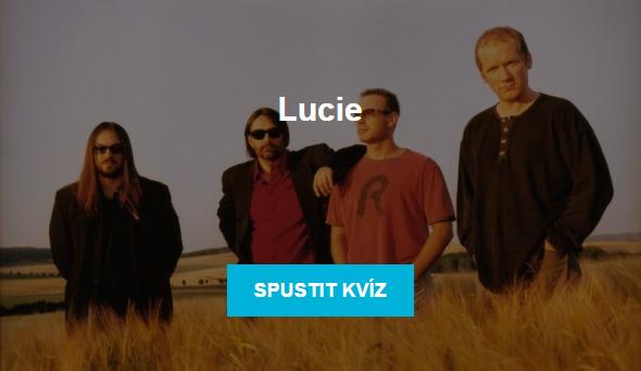 Lucie - kvíz