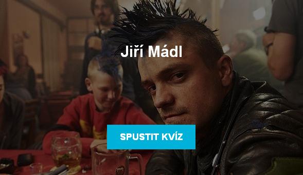 Jiří Mádl - kvíz