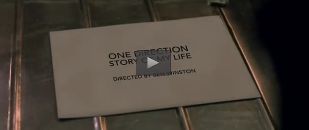 One Direction – Story Of Me Life