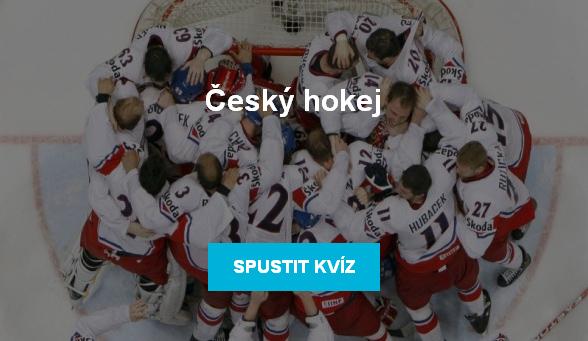 Český hokej - kvíz