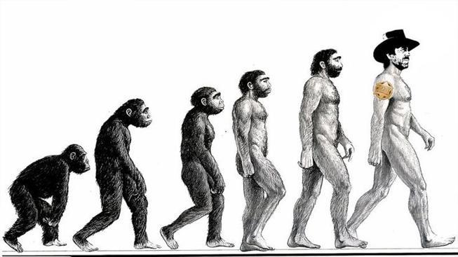 Chuck Norris - evoluce