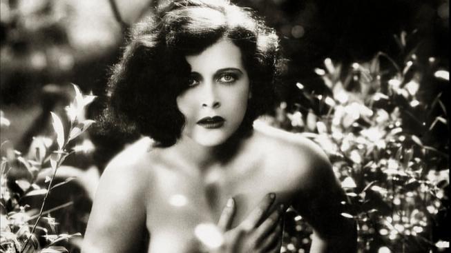 Hedy Lamarr ve filmu Extase