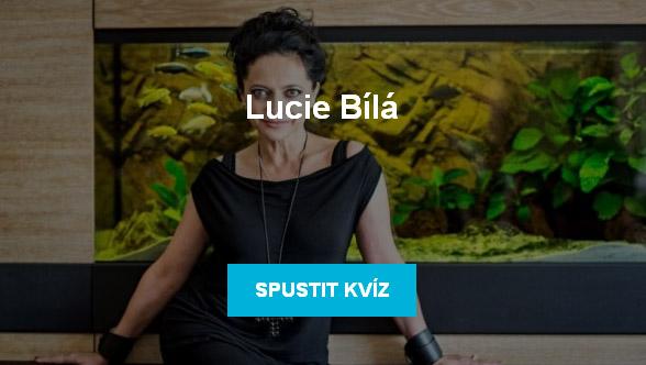Lucie Bílá - kvíz