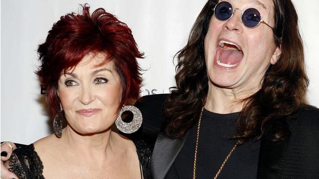 Ozzy Osbourne a Sharon Osbourne