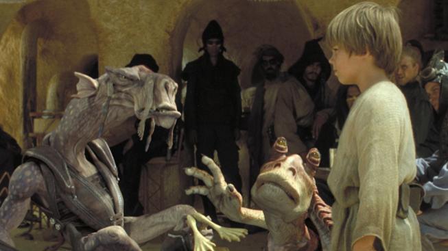 Jake Lloyd ve filmu Star Wars: Epizoda I - Skrytá hrozba