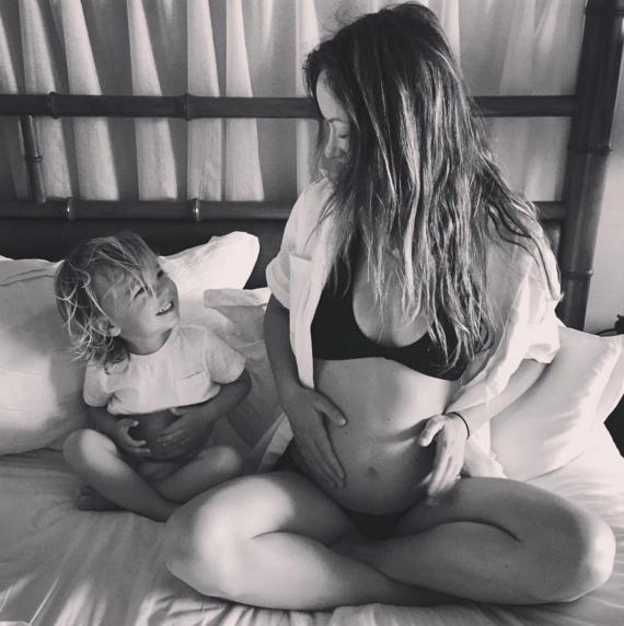 Olivia Wilde je těhotná