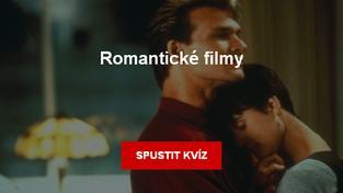 Kvíz - Romantické filmy
