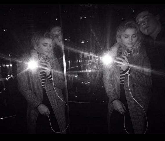 Brooklyn Beckham a Chloe Moretz