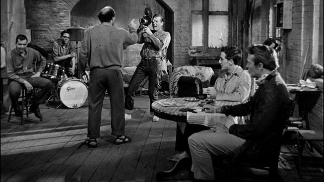 Spojka (The Connection, 1962)
