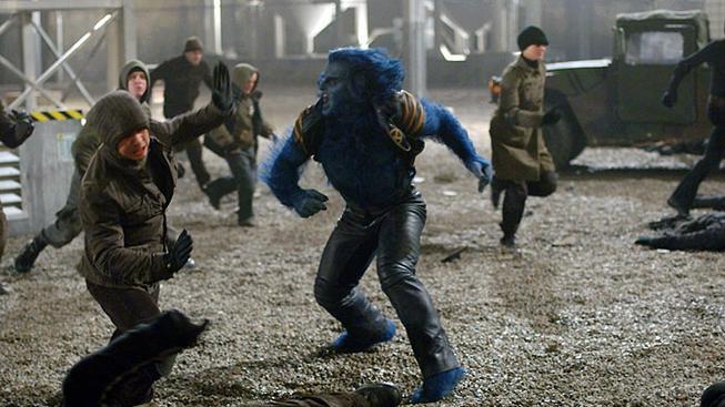 Kelsey Grammer, X-Men: Poslední vzdor