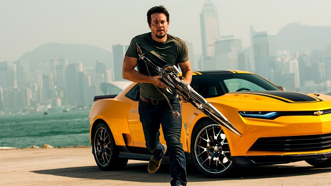 Mark Wahlberg ve film Transformers: Zánik