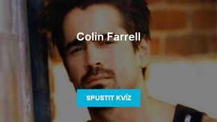 Kvíz: Colin Farrell