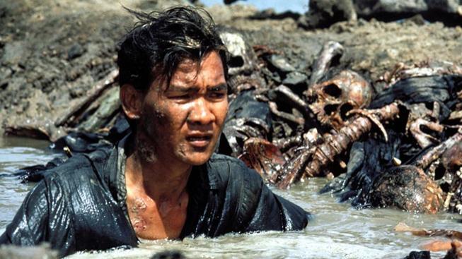 Vražedná pole: Haing S. Ngor